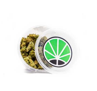 Package Small Buds CBD Weed