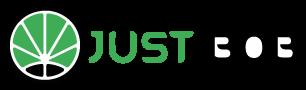 Justbob logo - Online-shop von Cannabis CBD Bluten