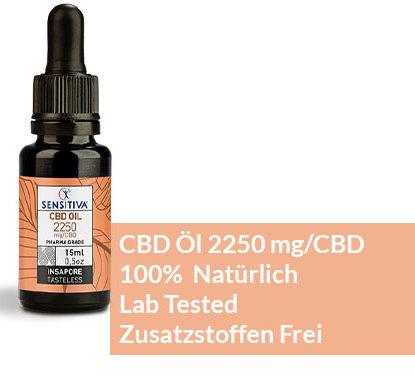 Cannabis CBD ol 15
