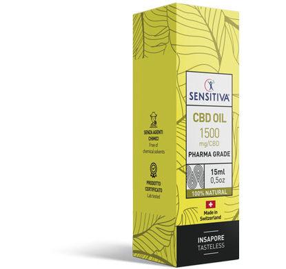 sensitiva cbd oil 10 package