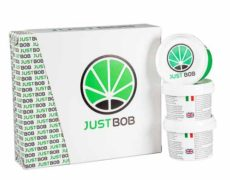 Fiori di cannabis light nel kit GH
