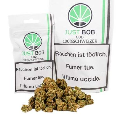 CBD weed of Orange Bud