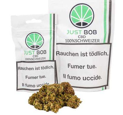 Inflorescences of CBD weed Melon Kush