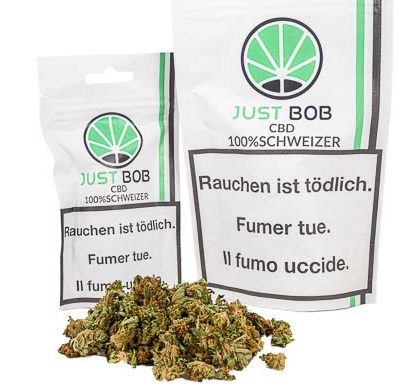 Outdoor Mix packaging of CBD flowers