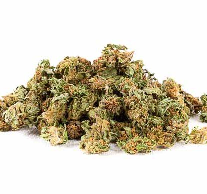 Fiore di marijuana legale Outdoor mix