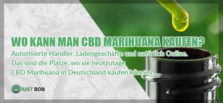 CBD Marijuana kaufen