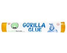 confezione di pre rolled di cannabis legale Gorilla Glue