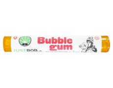 confezione di pre rolled di marijuana legale Bubblegum