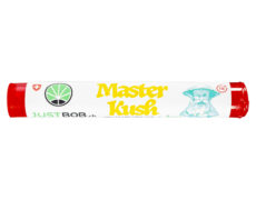 emballage de pre rolled de cannabis de cbd Master kush