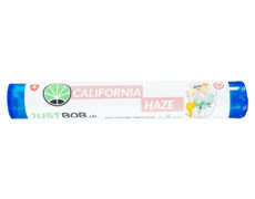 packaging pre rolled cbd bud california haze