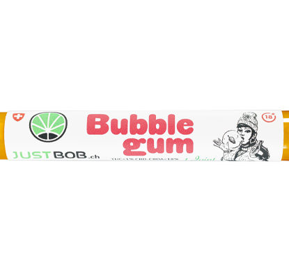 paket pre rolled cbd blüten Bubblegum