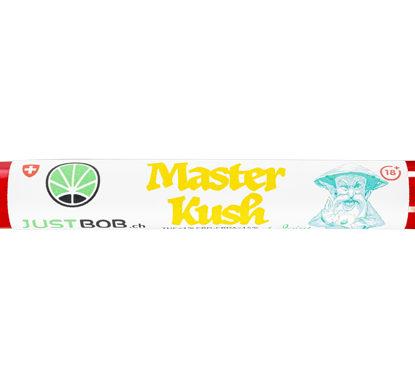 paket pre rolled cbd blüten Master kush