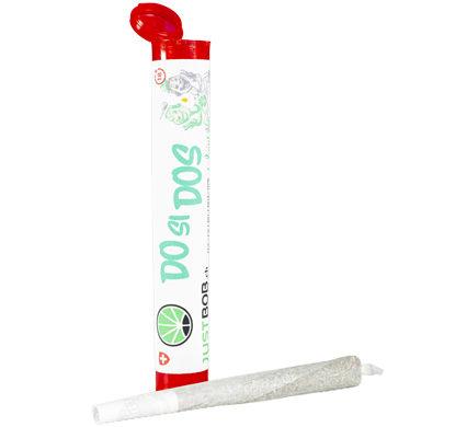 pre rollati con confezione di marijuana legale do si dos