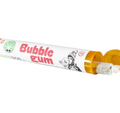 pre rolled di cbd cannabis legale Bubblegum