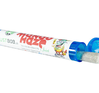 pre rolled de joint cbd legal suisse de Mango Haze