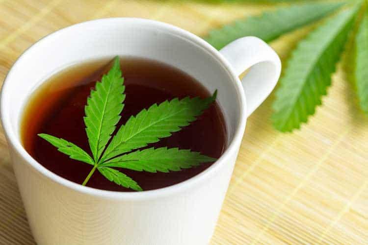 Comment faire une tisane de marijuana?