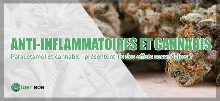 Paracetamol et cannabis : présentent-ils des effets secondaires?