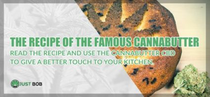 Marijuana butter: the recipe of the famous cannabutter with CBD cannabis