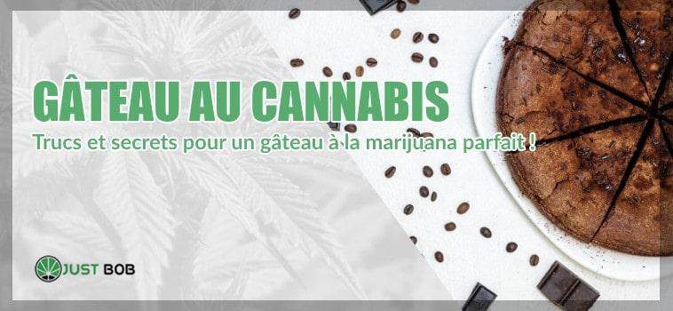 Gâteau au cannabis ? Ce que vous devez savoir