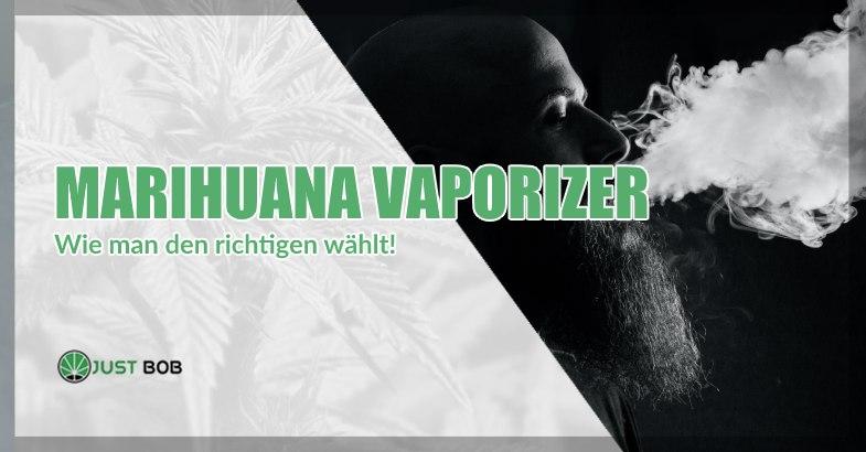 The marihuana vaporizer