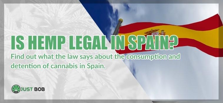 Is CBD Cannabis legal in Spain?