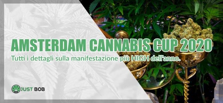 Amsterdam Cannabis Cup 2020