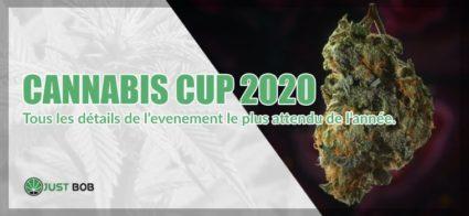 Le Cannabis cup 2020