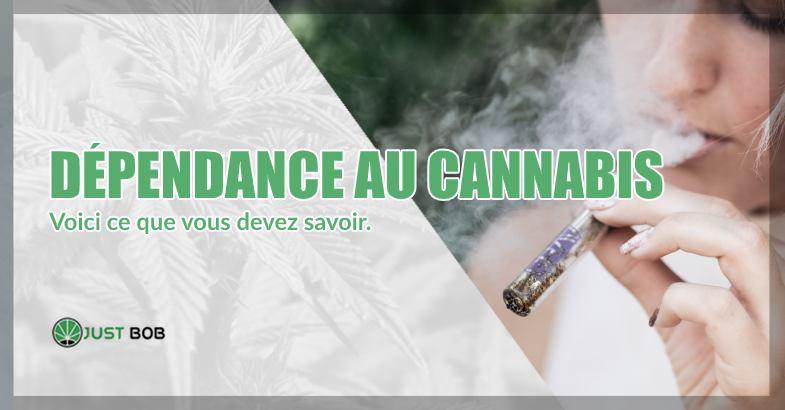 La dependence au cannabis