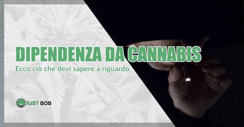 La dipendenza da cannabis
