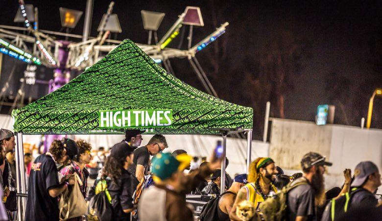 High Times Cannabis Cup: il festival