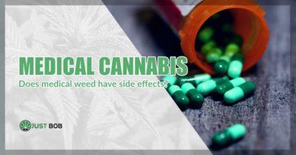Medical cannabis side effects