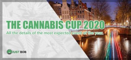 The Cannabis Cup 2020 in Amsterdam