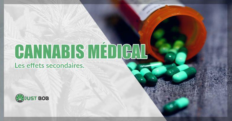 Les effets secondaires du cannabis médical