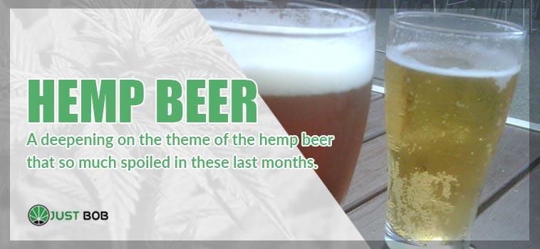 Hemp beer: what is it exactly?