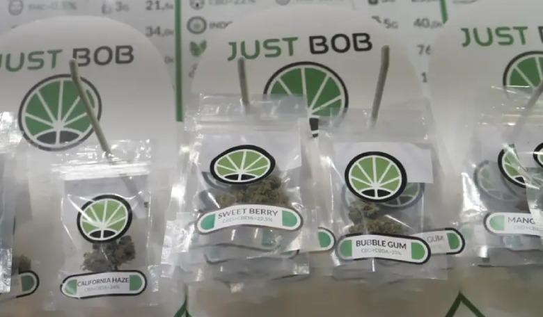 Il prezzo al grammo della cannabis legale