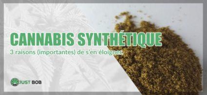 Cannabis synthétique : 3 raisons de s'en éloigner