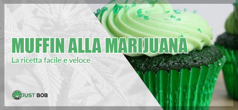 Muffins alla marijuana