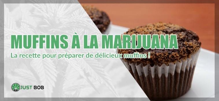 ingrédients avez-vous besoin pour faire des muffins au cannabis