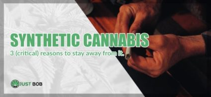 Synthetic cannabis: 3 reasons to stay away