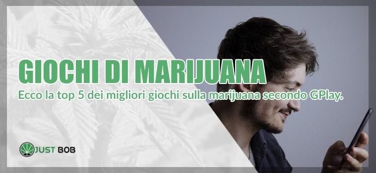 Giochi di marijuana: la top 5