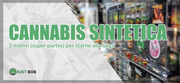 la cannabis sintetica