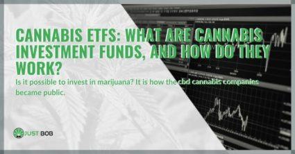 Cannabis-etfs