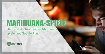 Marihuana-Spiele: die Top 5