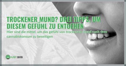 Trockener Mund? Drei Tipps